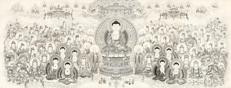 Vạn Phật Thành Logo